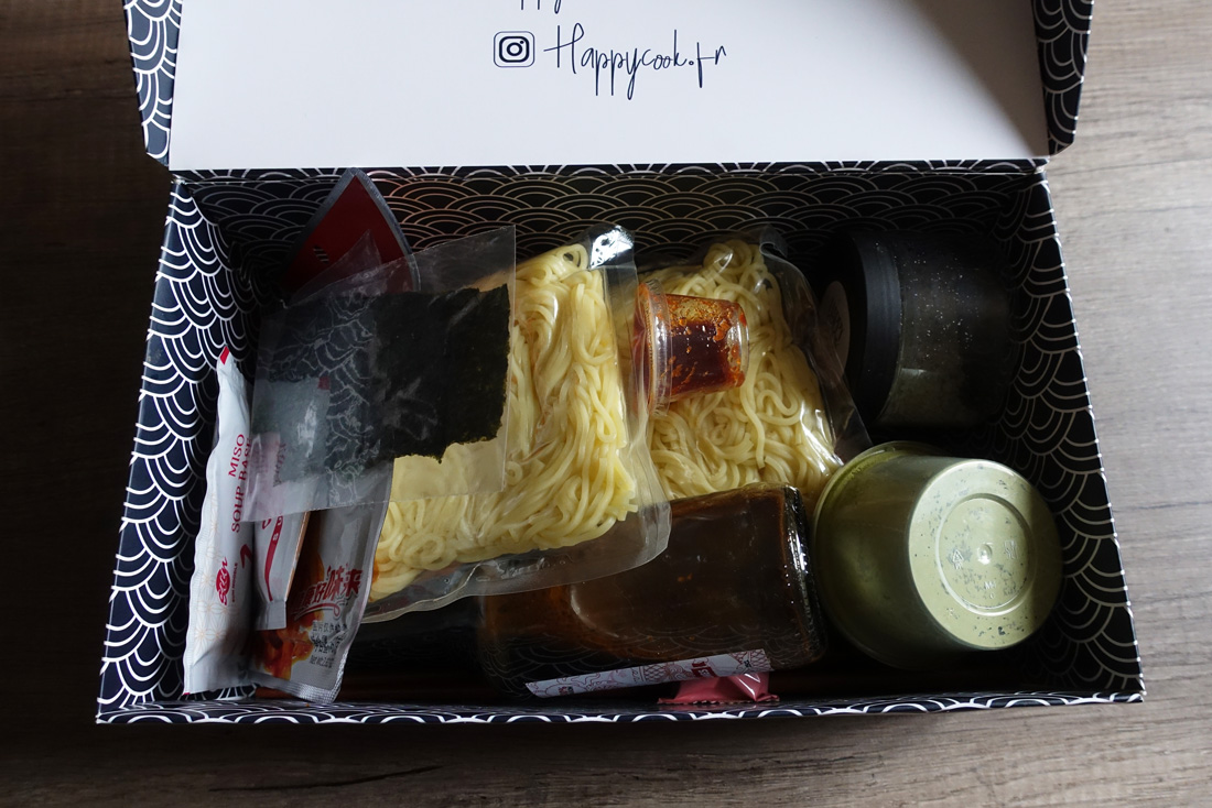 ramen premium box