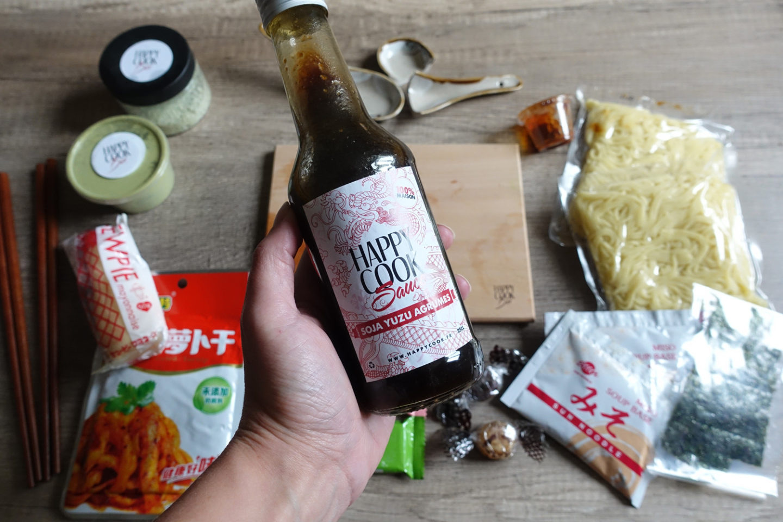 happycook box ramen