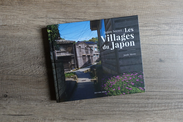 les villages du japon jordy