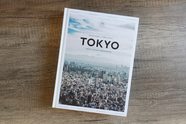 tokyo petit atlas hédoniste