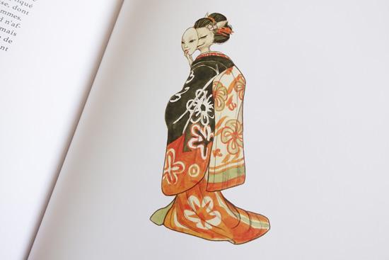 livre japon benjamin lacombe
