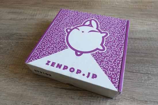 zenpop box avis